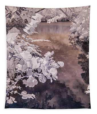 Lake Shadows Tapestry