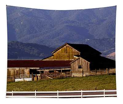 Lakeville Barn Tapestry