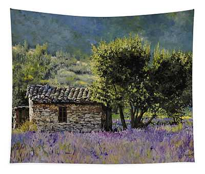 Lala Vanda Tapestry