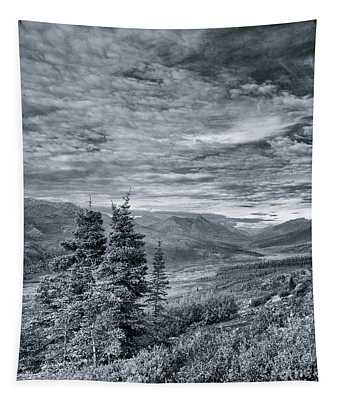 Land Shapes 18 Tapestry