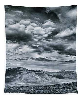 Land Shapes 32 Tapestry