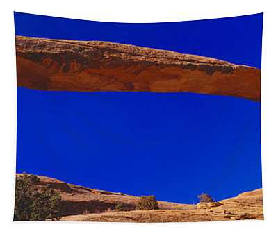 Landscape Arch, Arches National Park Tapestry