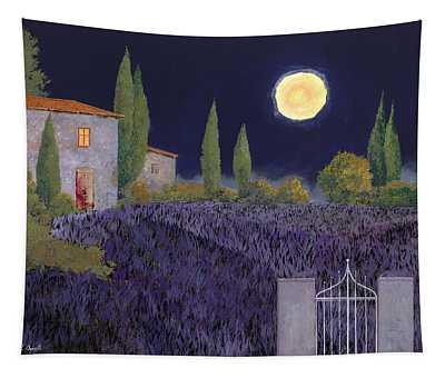 Lavanda Di Notte Tapestry