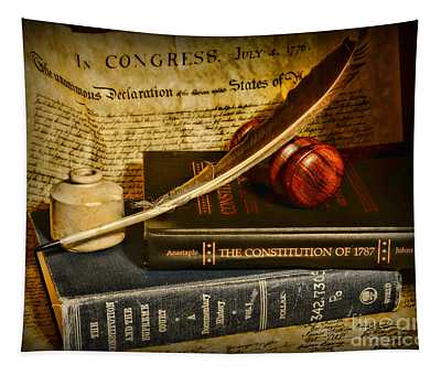 Lawyer - The Constitutional Lawyer Tapestry