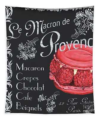 Le Macron De Provence Tapestry