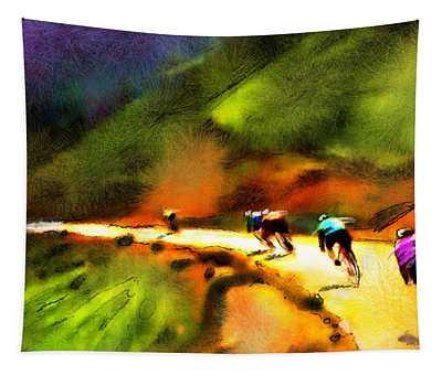 Le Tour De France 02 Tapestry