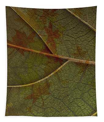 Leaf Design I Tapestry