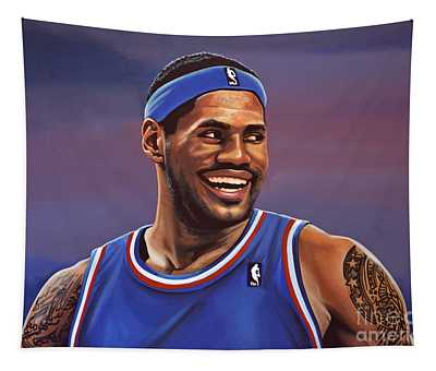 Lebron James  Tapestry