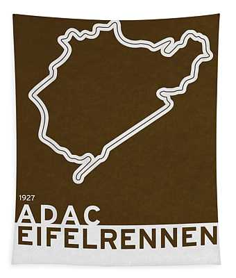 Legendary Races - 1927 Eifelrennen Tapestry