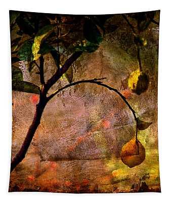 Lemon Tree Tapestry