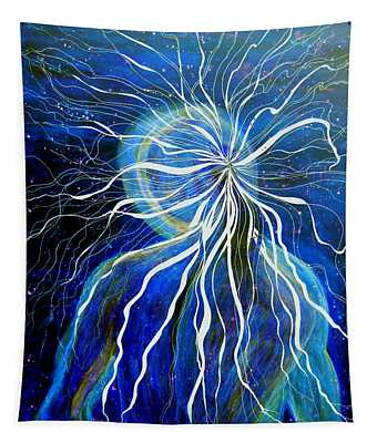 Letting Go Tapestry by Vallee Johnson