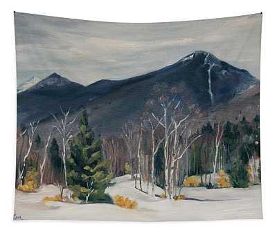 Liberty In Franconia Range Tapestry