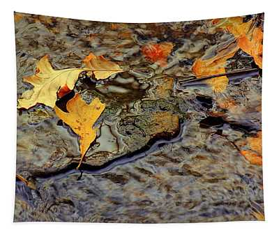 Life Flows Tapestry