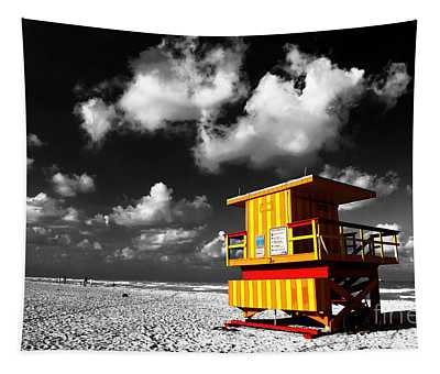 Lifeguard Fusion South Beach Tapestry
