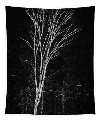 Life's A Birch No.2 Tapestry