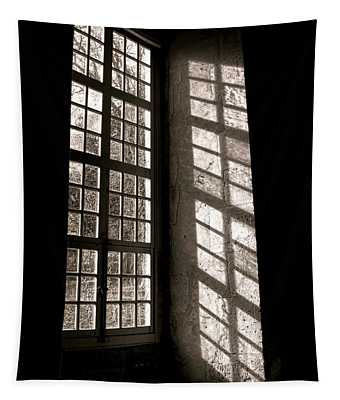 Window Photographs Wall Tapestries