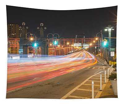 Light Traffic Tapestry