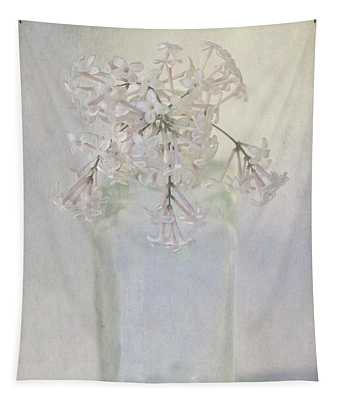 Lilac Flower Tapestry