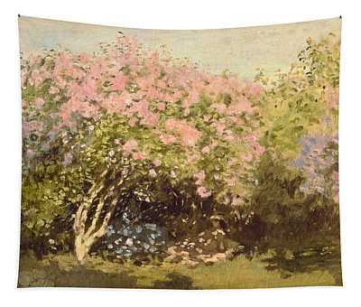 Lilac In The Sun, 1873 Tapestry