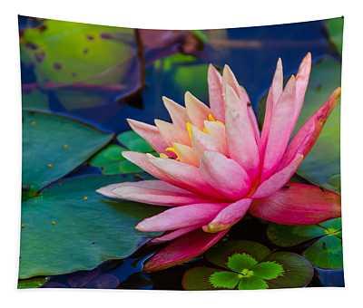 Lily Pond Tapestry