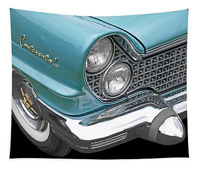 Lincoln Continental 1960 Blue Tapestry