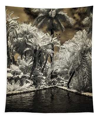 Lincoln Road Pool Tapestry
