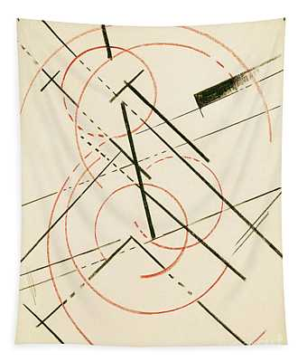Linear Composition Tapestry