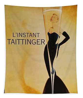 L'instant Taittinger Tapestry