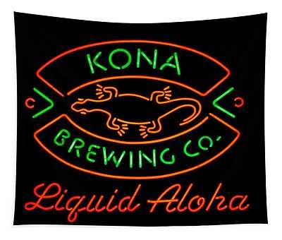 Liquid Aloha Tapestry