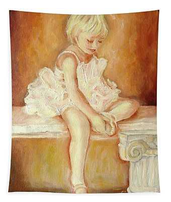 Little Ballerina Tapestry
