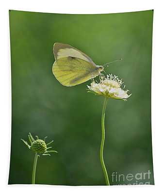 Little Butterfly Tapestry by Angela Doelling AD DESIGN Photo and PhotoArt