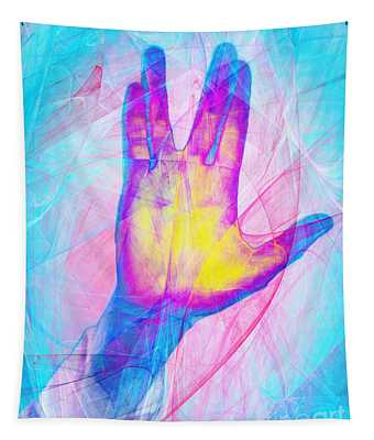 Live Long And Prosper 20150302v1 Tapestry