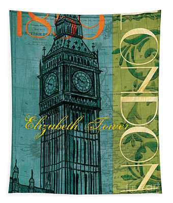 Elizabeth Tower Wall Tapestries