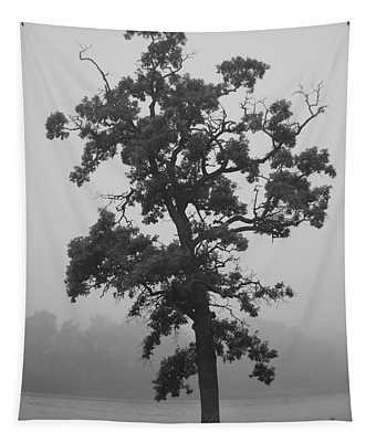 Lone Oak Tapestry