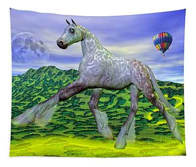 Looking For Dorothy Tapestry