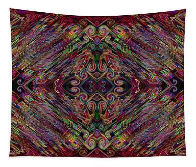 Love Centered In The Reach Tapestry