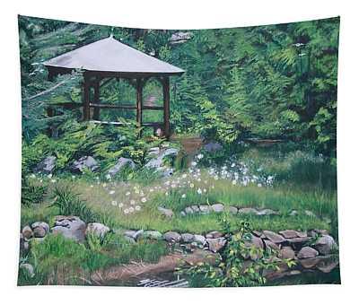 Love In July  Tapestry