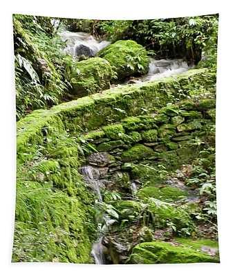 Lovely Waterfall Tapestry