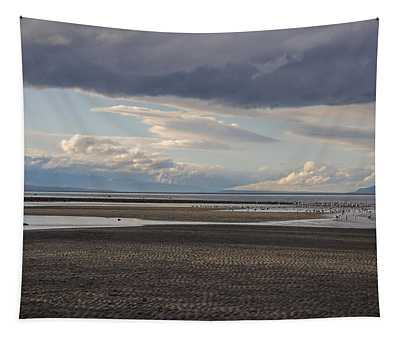 Low Tide  Tapestry