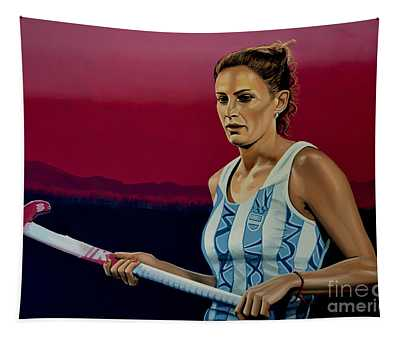 Luciana Aymar Tapestry