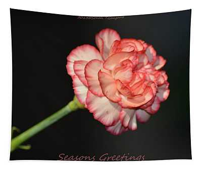 Lucky Flower Tapestry