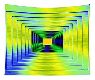 Luminous Energy 18 Tapestry