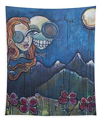Luna Our Love Eternal Tapestry