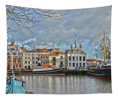 Maassluis Harbour Tapestry