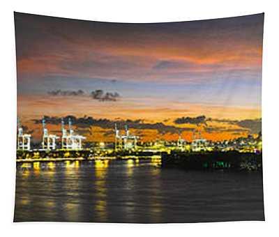 Macarthur Causeway Bridge Tapestry