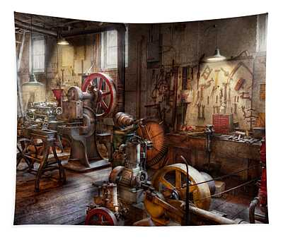 Machinist - A Room Full Of Memories  Tapestry