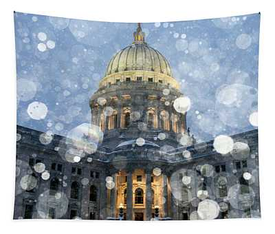 Madisonian Winter Tapestry