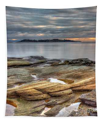 Madrona Sunrise Tapestry