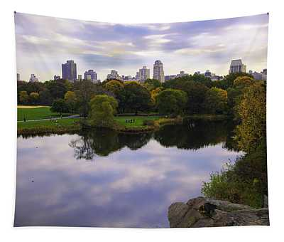 Magical 1 - Central Park - New York Tapestry