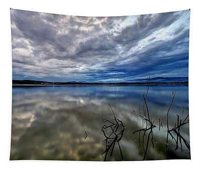 Magical Lake Tapestry